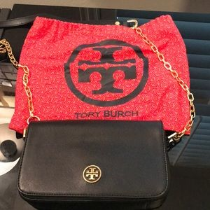 Tory Burch Robinson Chain Crossbody Bag